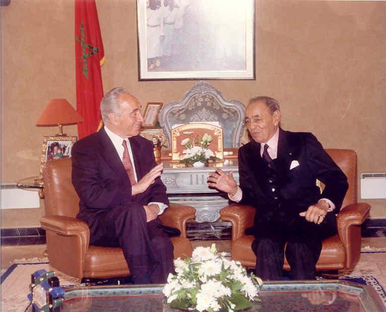 """تأسيس """"الجمعية المغربية الامازيغية للمحبة مع يهود العالم Hassan-et-shimonperez"""